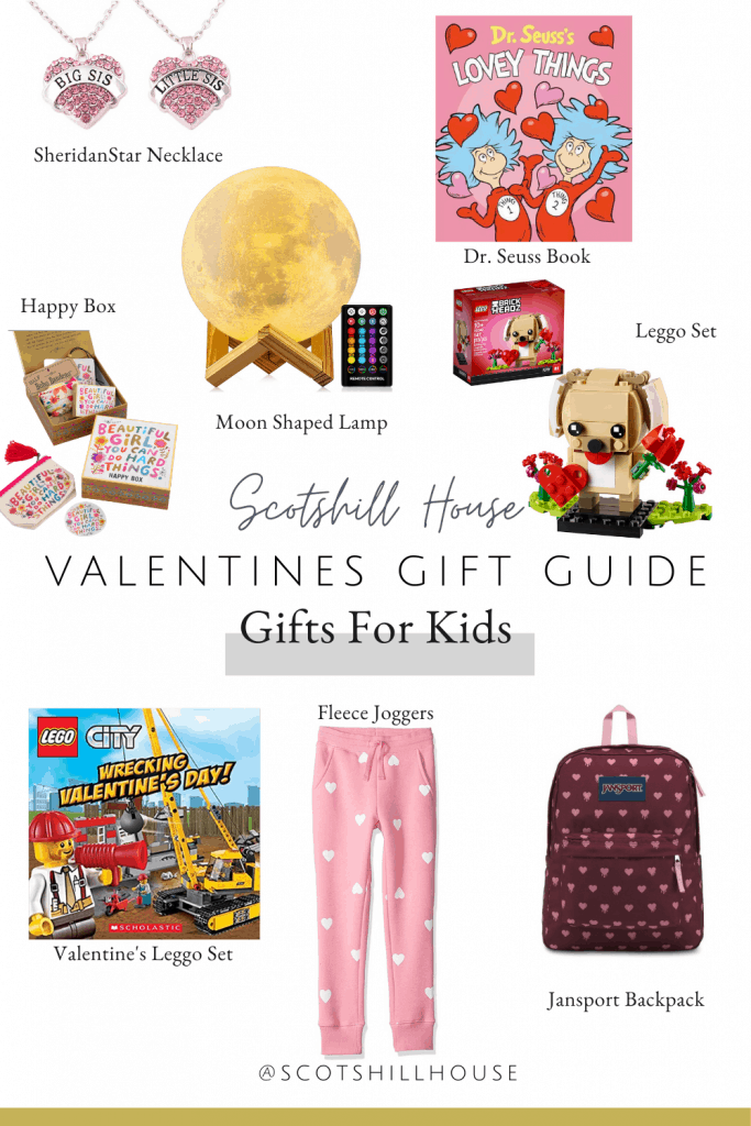 valentines day gift ideas for kids