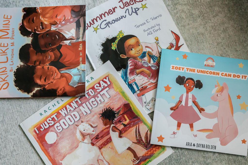 children's books by black authors for black history month