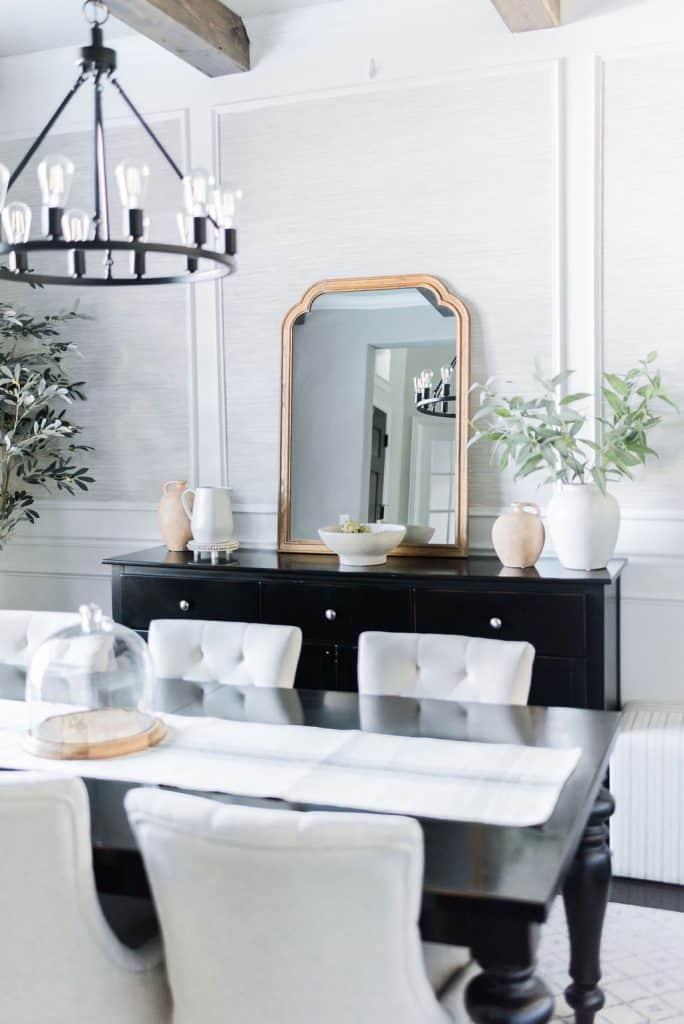 dining room spring decor ideas