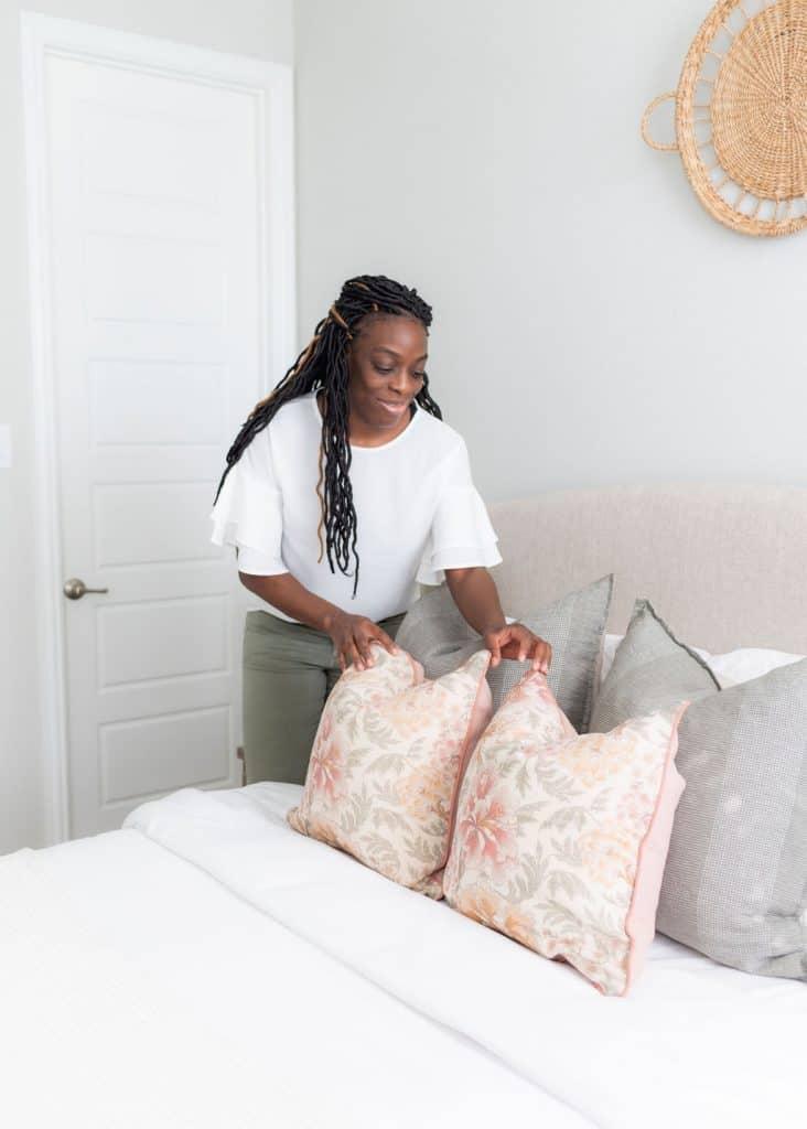 spring home refresh bedroom ideas