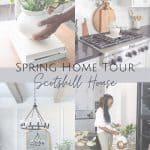 Beautiful Spring Home Tour