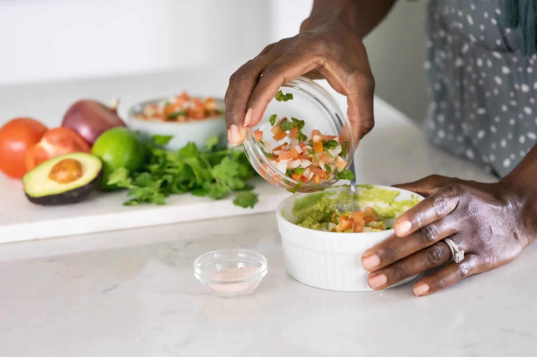 Guacomole Recipe