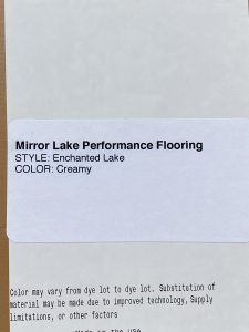 Carpet One Enchanted Lake Laminate win Creamy