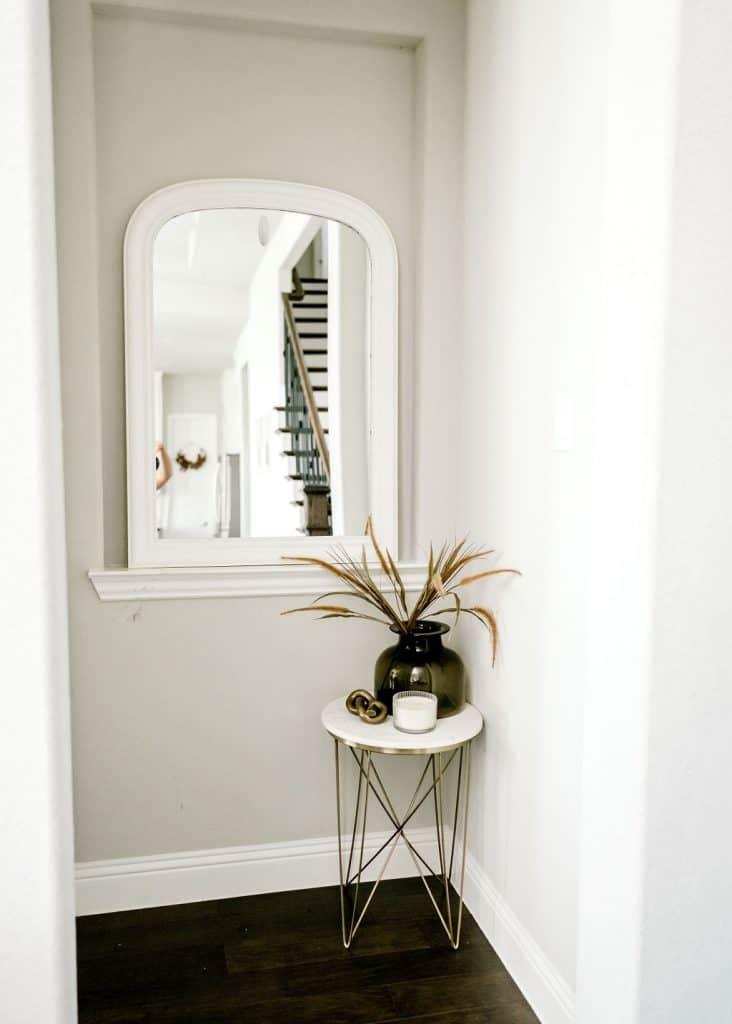 Mini Hallway towards bedroom
